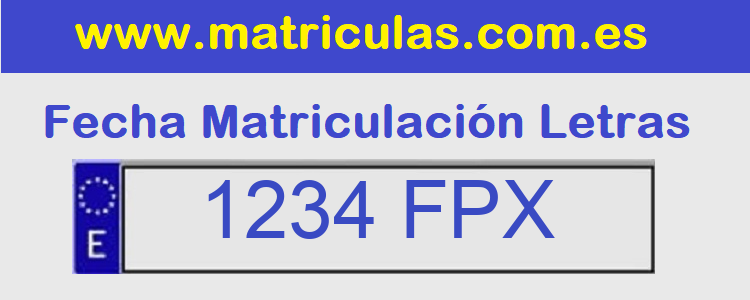 Matricula FPX